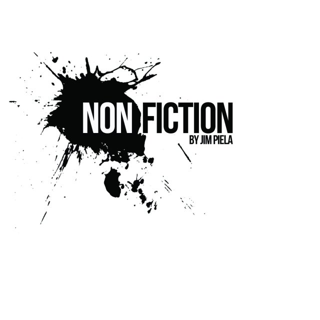 Jim Piela Non-Fiction album cover