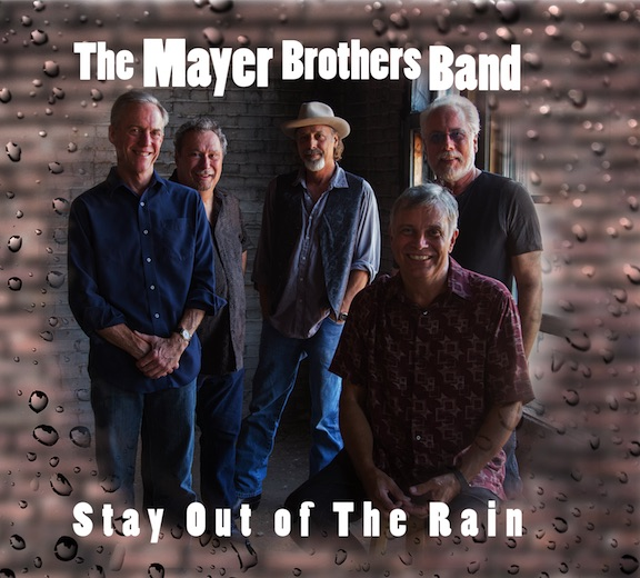 Stay Out of the Rain CD cover art