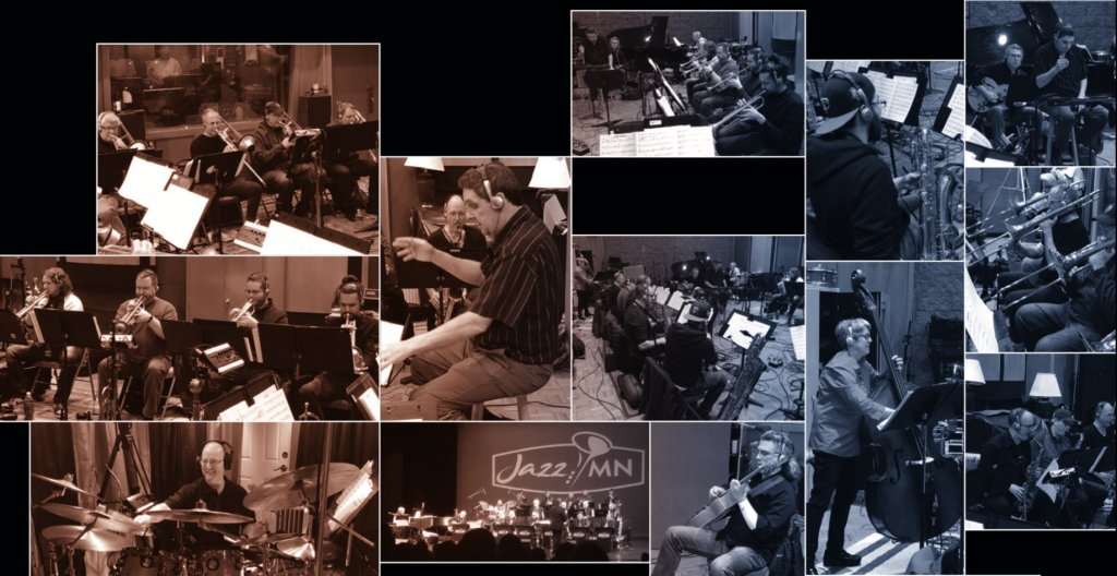 Jazz MN Orchestra: The Commission Project produced by Rich MacDonald